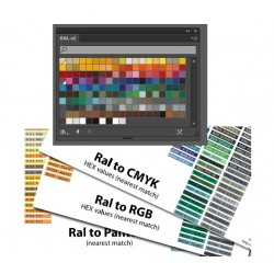 RAL-Classic Swatch Kit