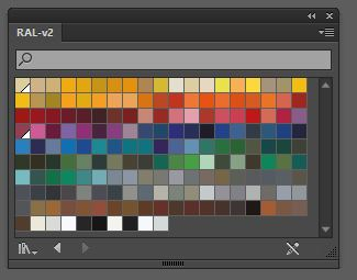 Swatch in Small Thumbnail View